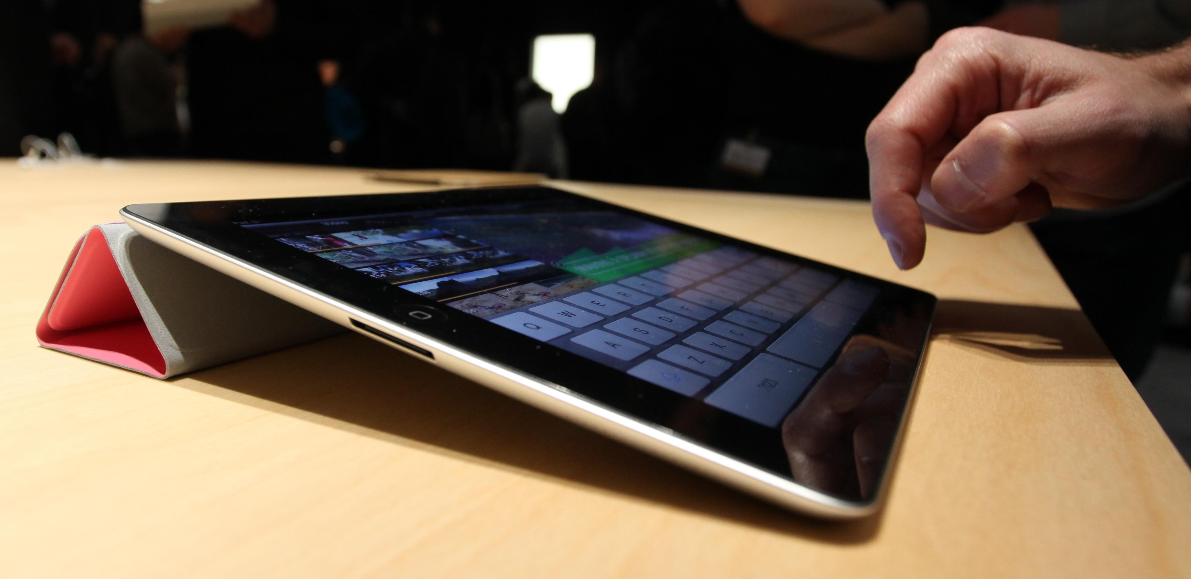 iPad 1, TSA 0