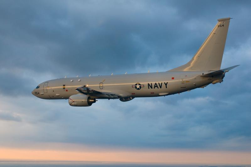 Boeing Receives $1.9 Billion Contract for 11 P-8A Poseidon Aircraft