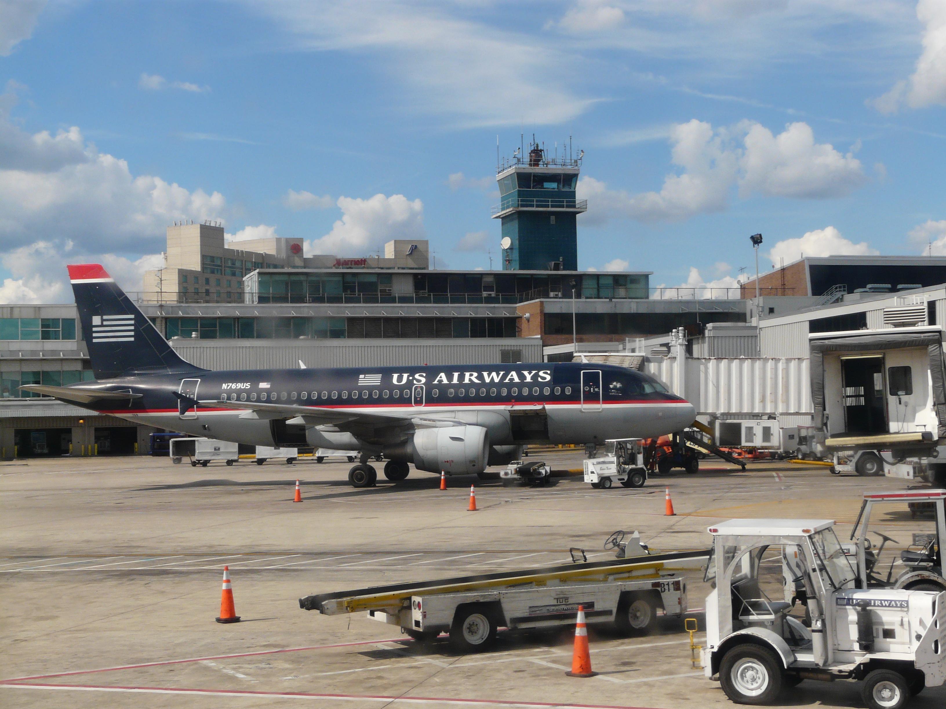 Flight Attendant's Gun Goes Off at Philadelphia International Airport