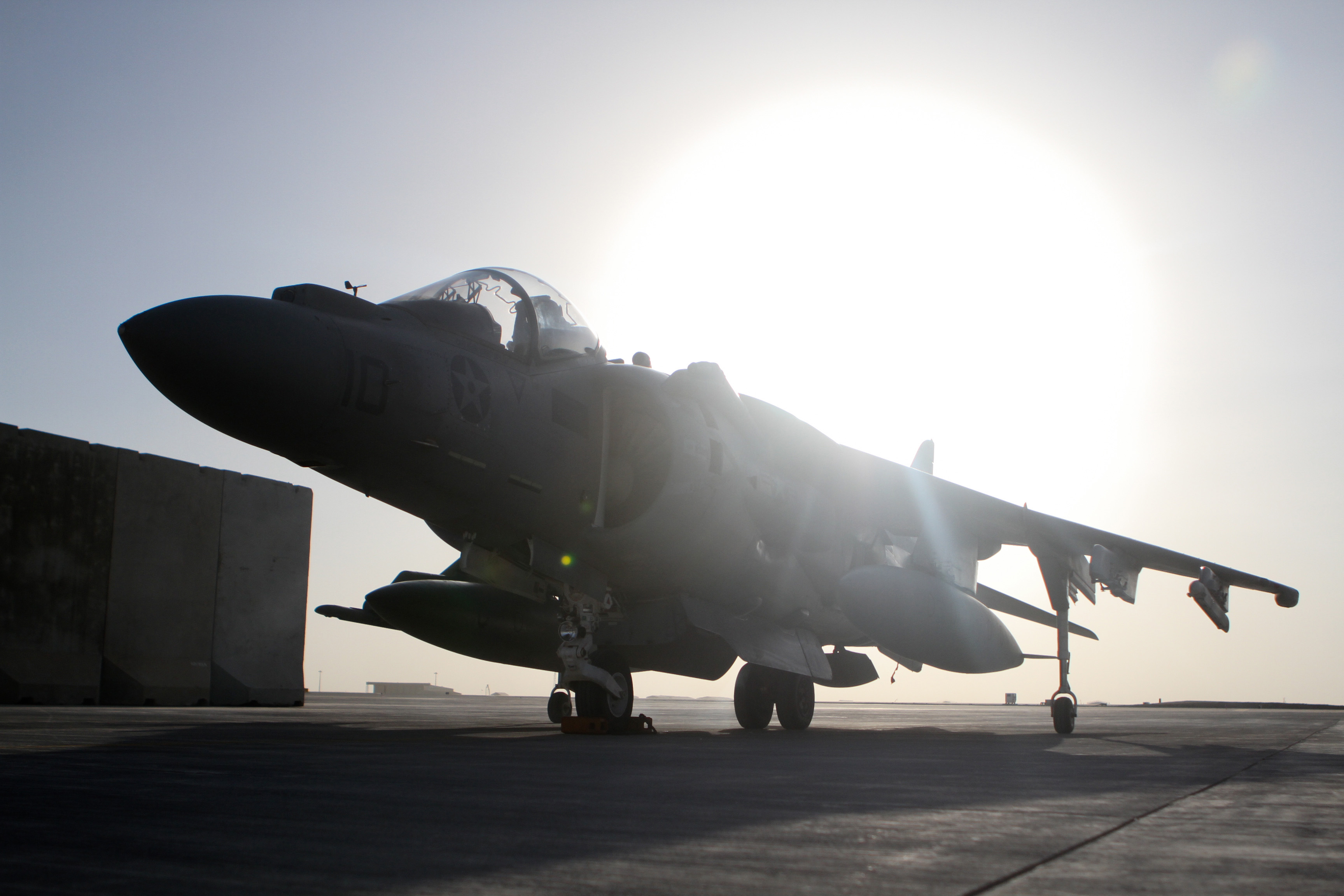Survivor: U.S. Marine Corps AV-8B Harrier II Plus