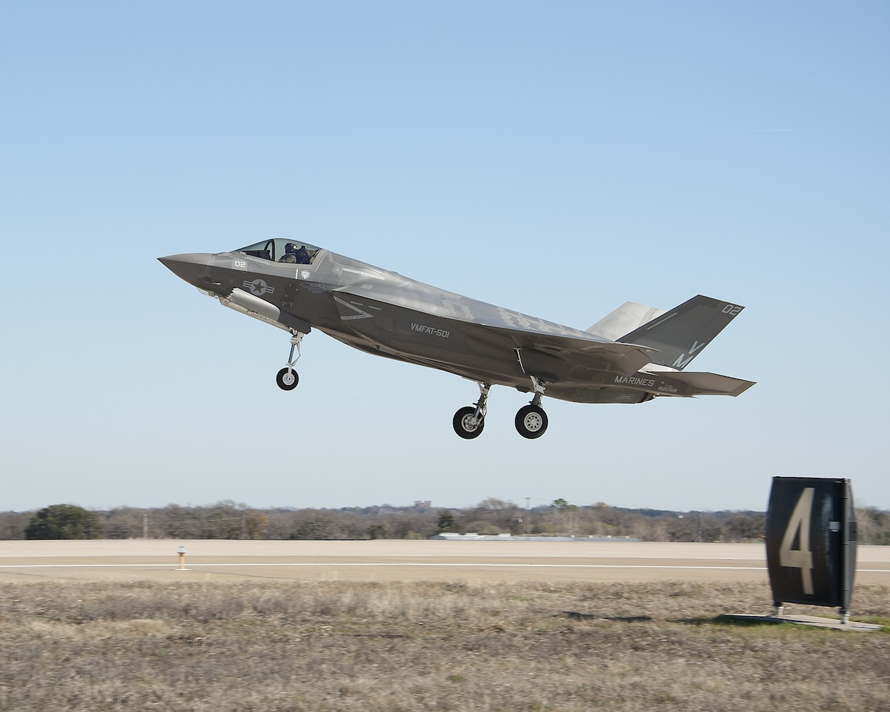 F-35 Makes Its Mark in Marine Corps, Air Force
