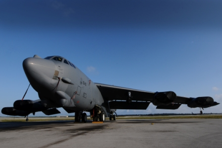 Youngest B-52 Achieves 50 Years of Service