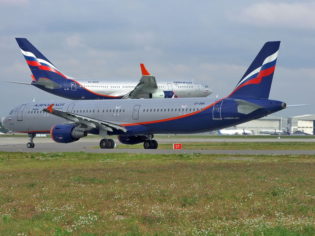 Woman Gives Birth on Aeroflot Flight