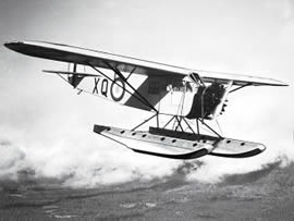 Canadian Aviation Heritage Centre Unveils Rebuilt Vintage Plane