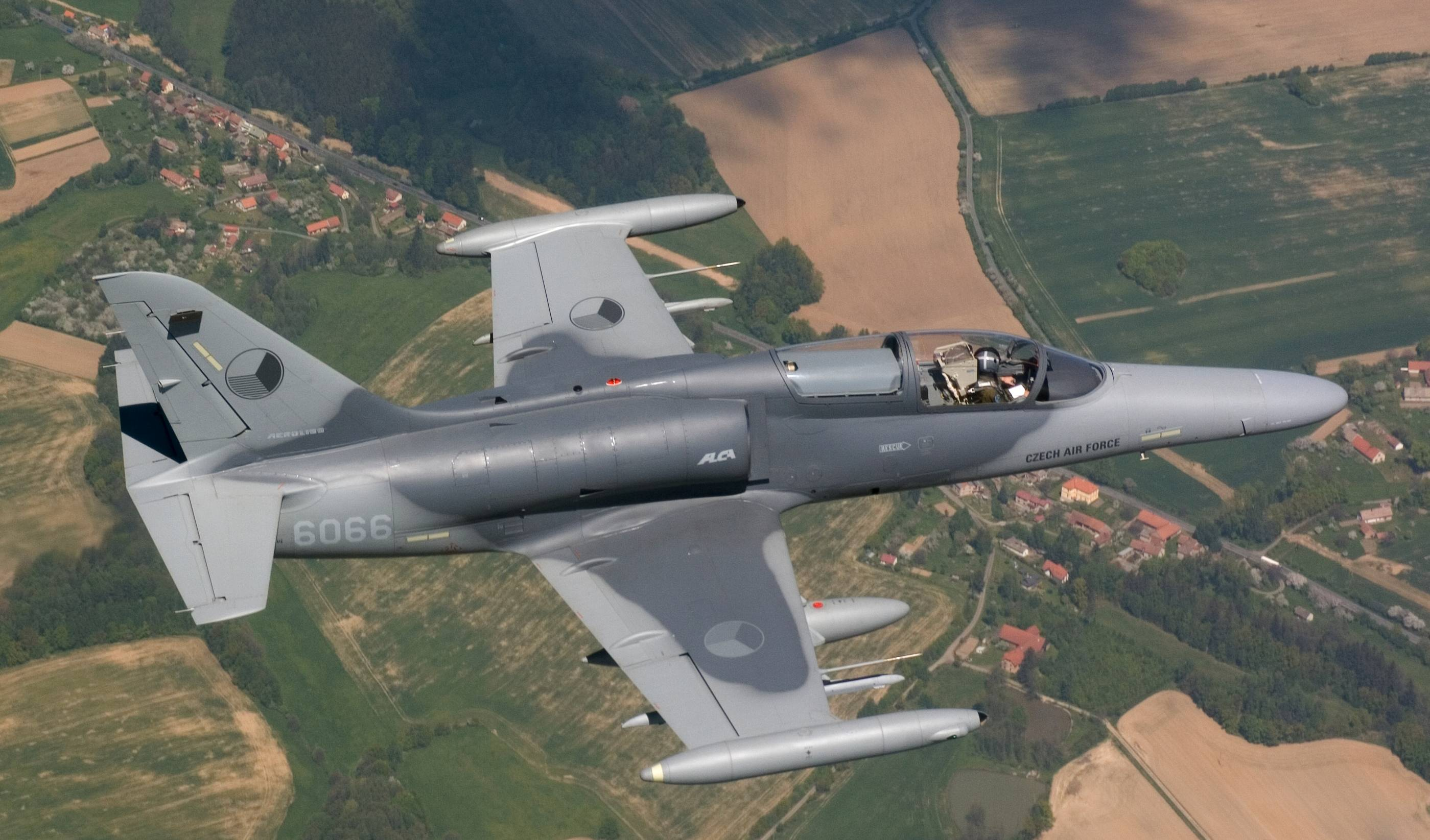 Iraq to Buy Czech L-159 Trainer Jets