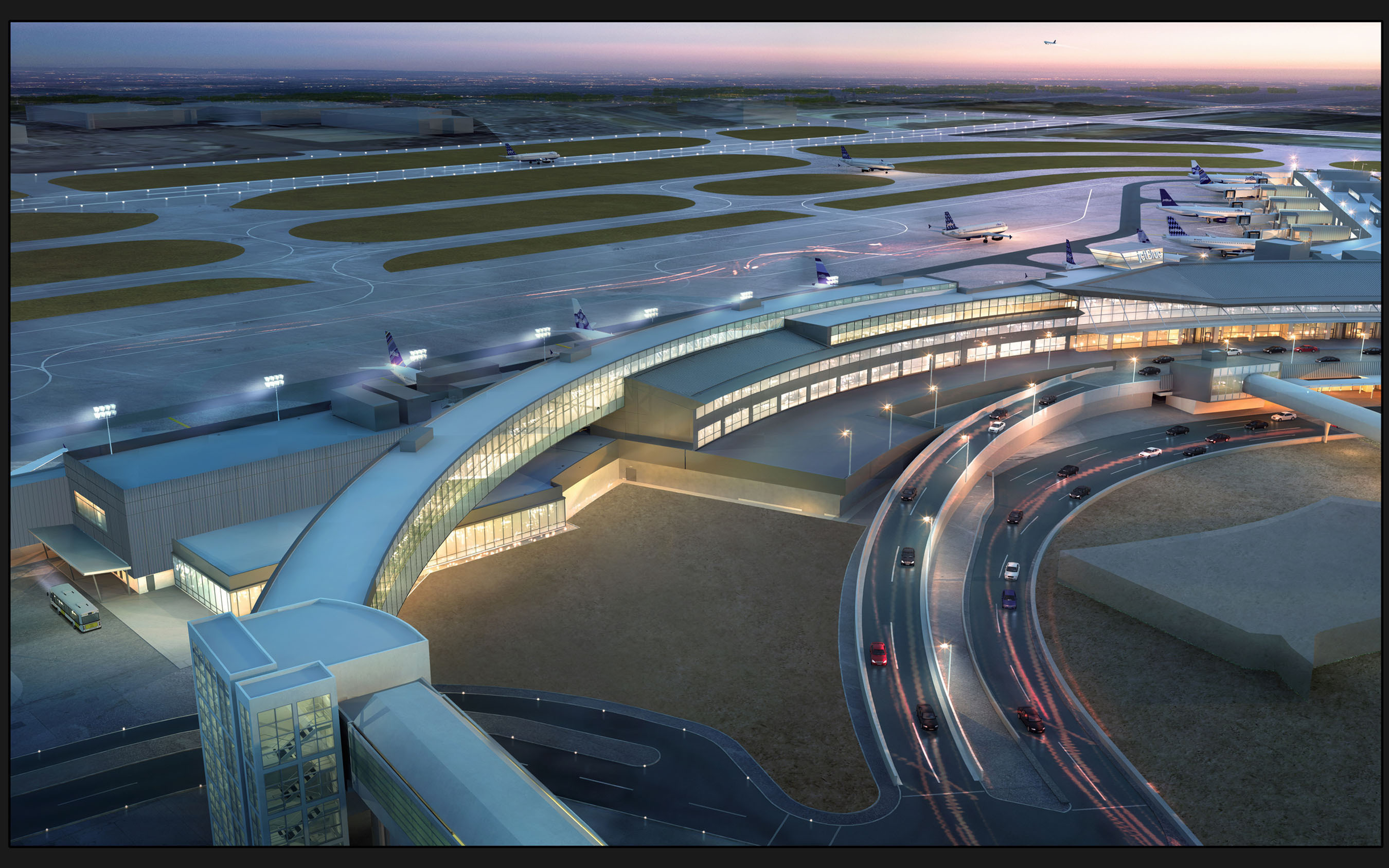 JFK Airport Breaks Ground on Yet Another Terminal