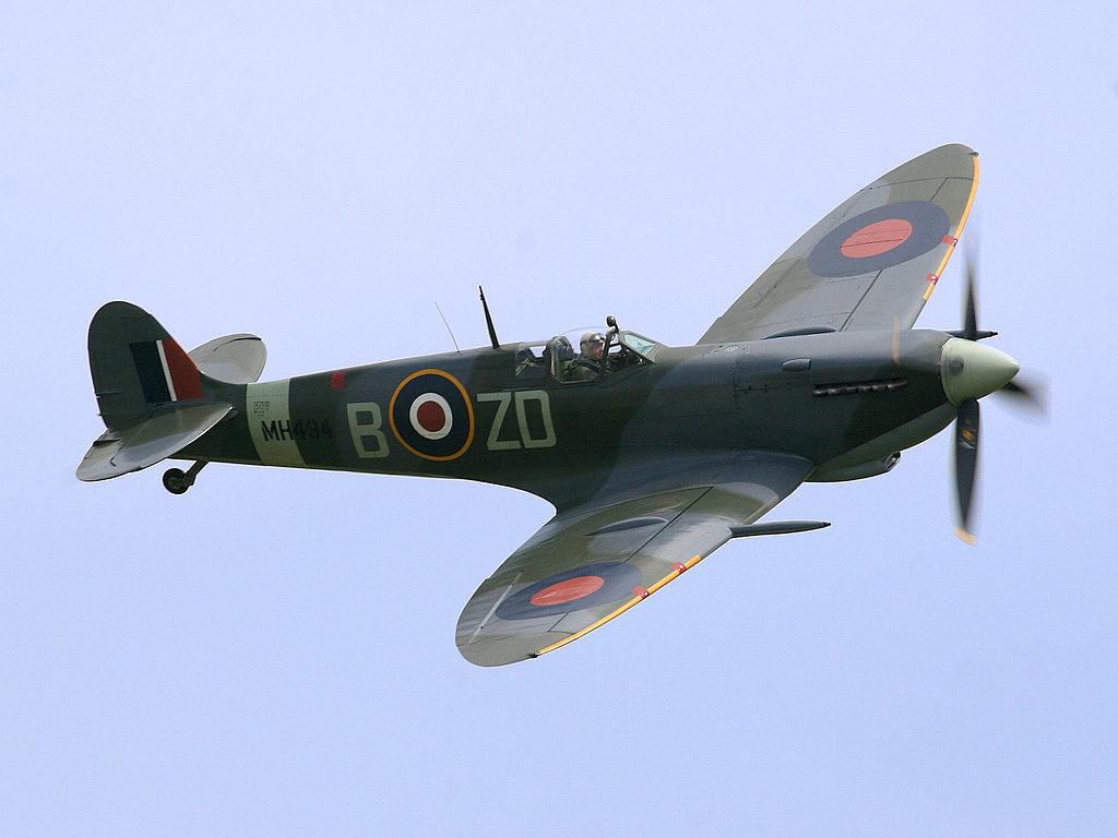 Myanmar to Excavate Spitfire Fighters