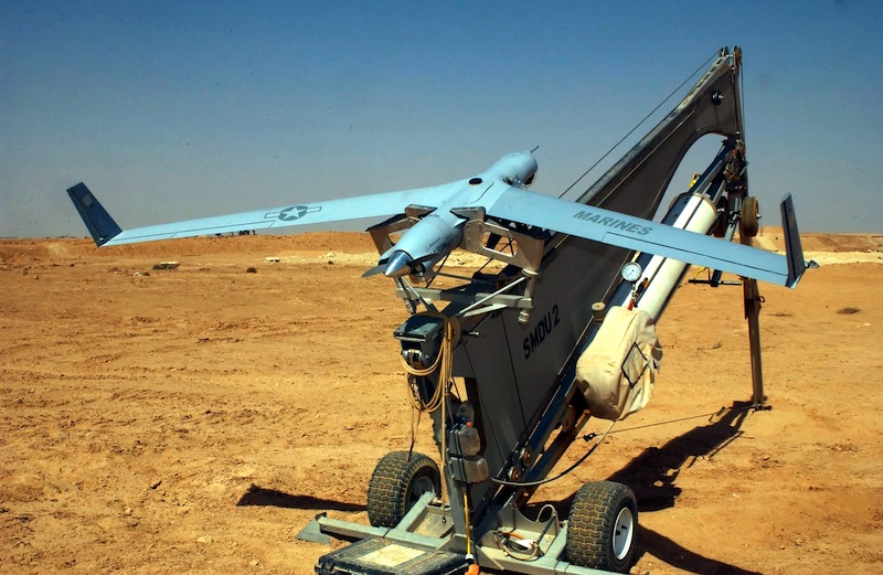 Museum of Flight Gets Historic ScanEagle Drone