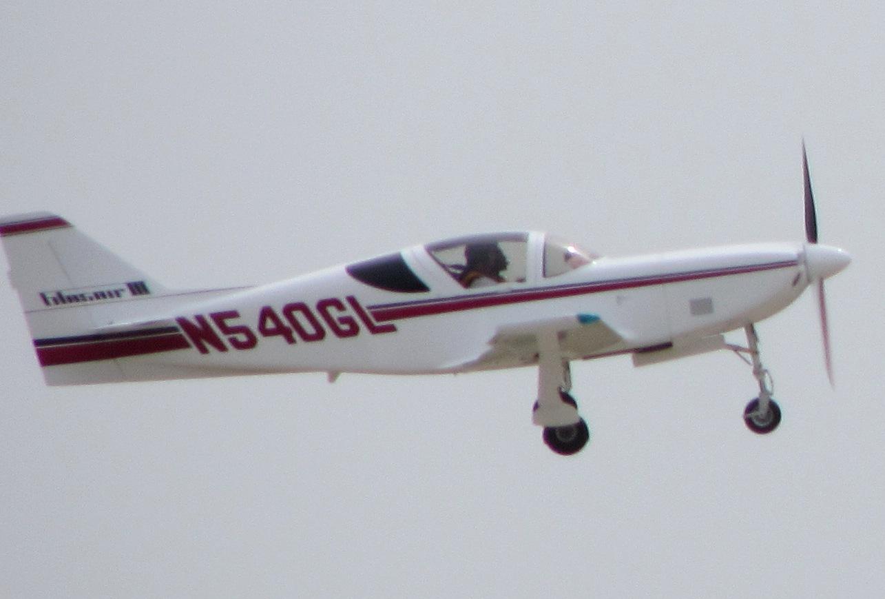 2 Killed in Crash of Home-Built Plane