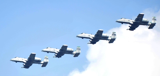 U.S., ROK Showcase Skills During 2012 Air Power Day