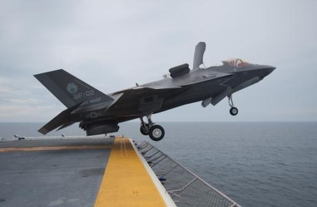 Marines Get Ready For F-35 Ops At Yuma