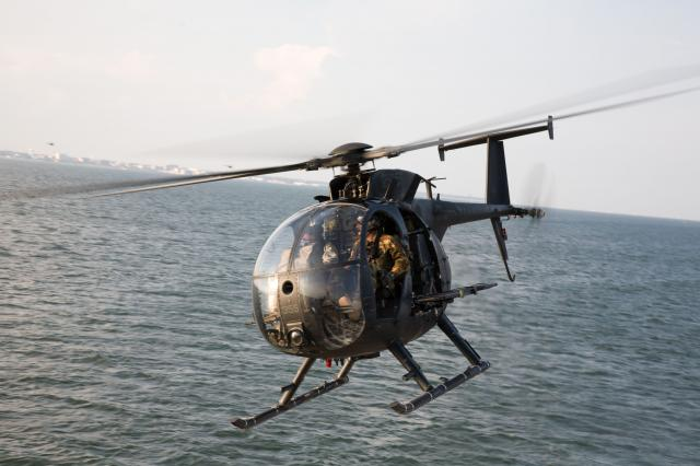 Spec Ops Command Seeks 300 Pilots for Night Stalkers