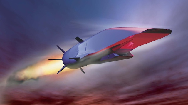 U.S. Air Force to Fly Last X-51A Vehicle