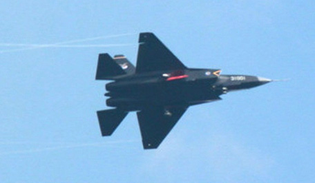 Second Chinese Stealth Fighter Prototype Takes Flight