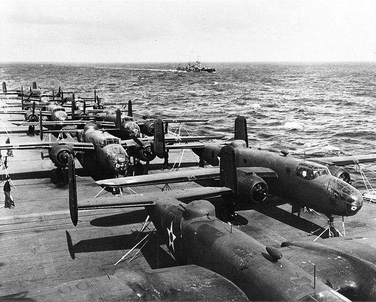 Doolittle Raiders: 'Just a Bunch of Guys Doing Our Jobs'