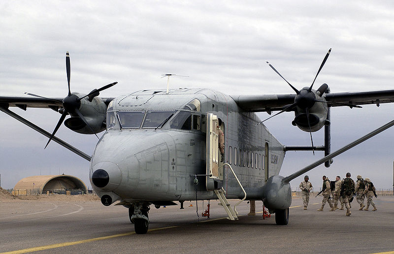 Aircraft on Hit List Support Storm Aftermath