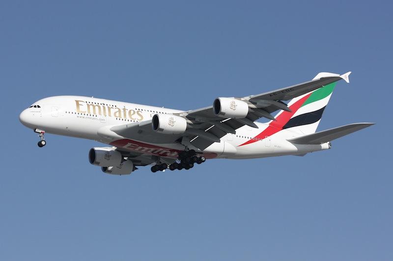 Emirates A380 Engine Explodes, Forces Landing