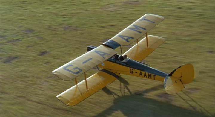 'Out of Africa' Gipsy Moth Headed to Auction