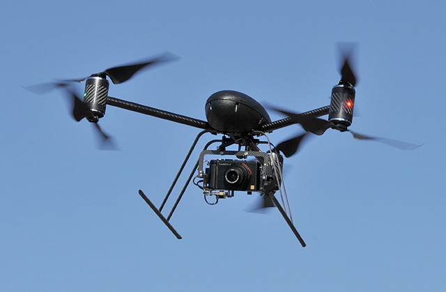 Police Drone Plans Hitting Severe Turbulence