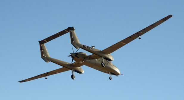 Northrop Grumman 2-Seat Firebird Makes First Flight
