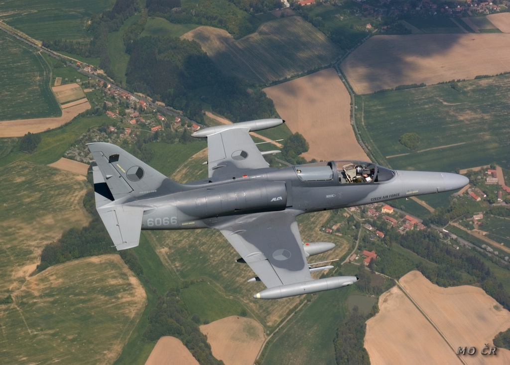 Czech Pilot Dies in Training Crash