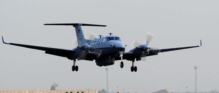 MC-12s Could Provide Intel After Disasters