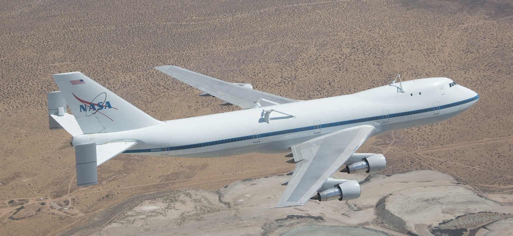 Houston Now Home to Shuttle Carrier Aircraft