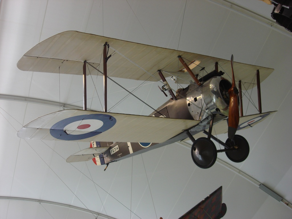 RAF Museum Celebrates 40th Birthday