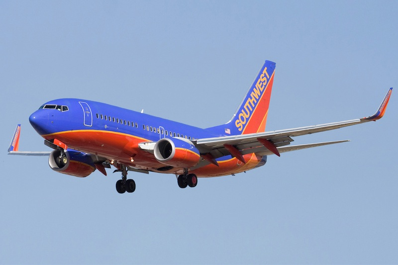 Southwest to Begin Puerto Rico Flights in April