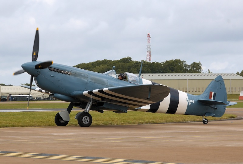 Squadron of 'Lost' Spitfires Could Fly in Three Years