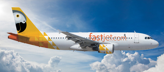 Fastjet Set for Thursday Launch