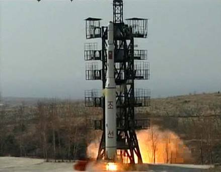 Flights Rerouted Ahead of North Korean Rocket Launch