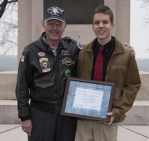 Ohio Teen First Winner of New Flight Scholarship