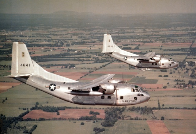 Maryland Museum Seeking Fairchild C-123