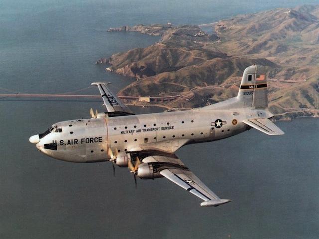 Washington State C-124 Crash Remembered