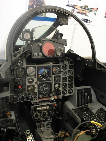 Kansas Museum Offers F-4 Sim Flights
