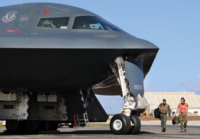B-2 Spirit Radar is Updated