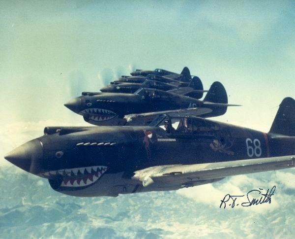 Flying Tigers Memorial Opens Thursday in China