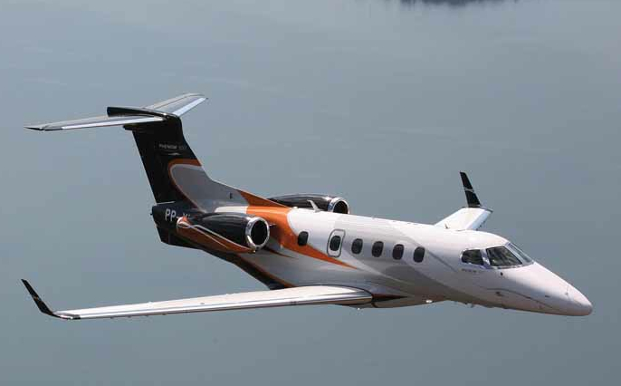 First U.S.-Built Phenom 300 Makes Inaugural Flight
