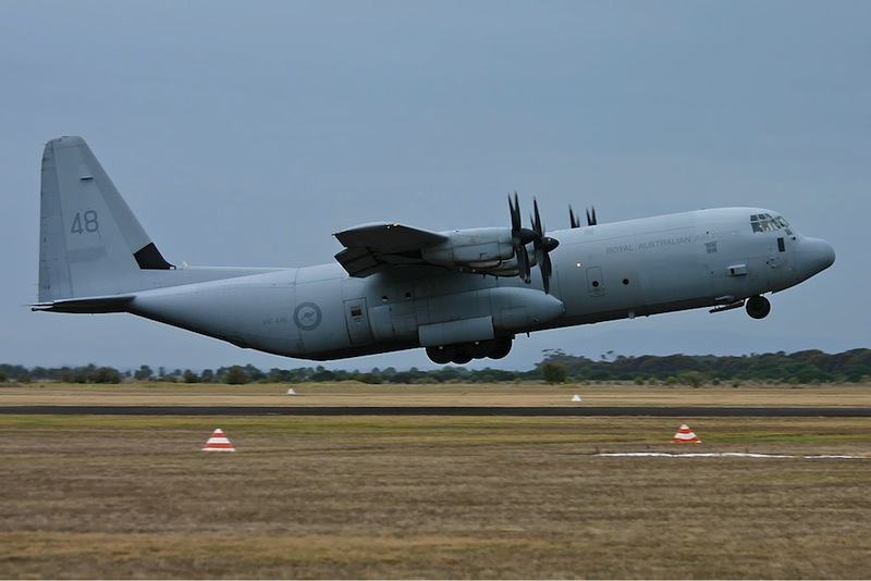 Iraq Takes Delivery of Super Herc