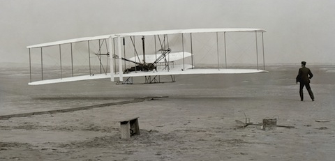 Air Force Celebrates Wright Brothers' Flight