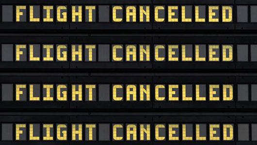 Winter Storm Affects 6,400 Flights