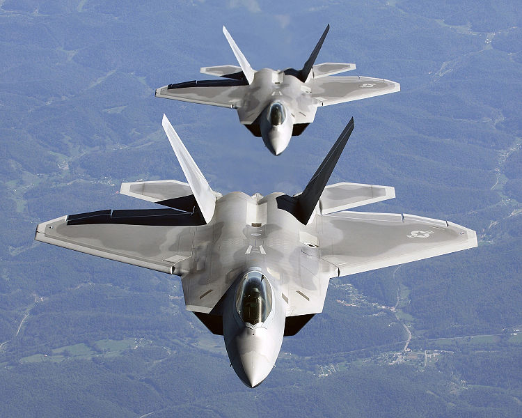 F-22: Too Much For Pilots To Handle?