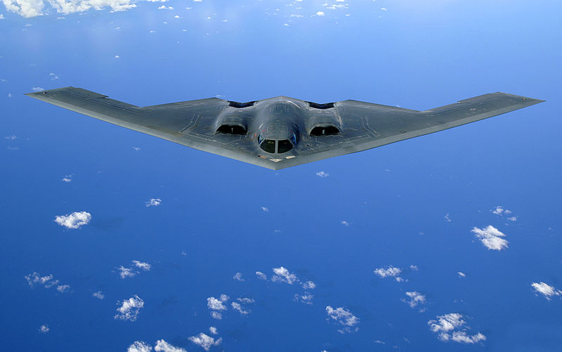 Popular Mechanics Flies a B-2 Bomber