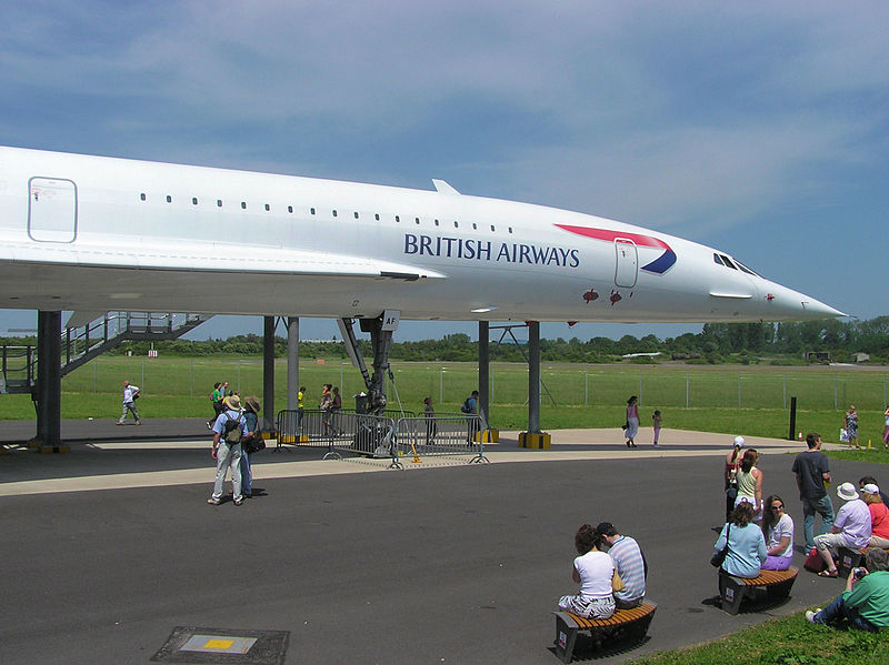 U.K. Aviation Museum Gets Bristol Mayor's Backing