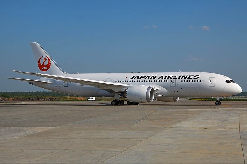 787 Woes Continue, This Time on ANA, JAL