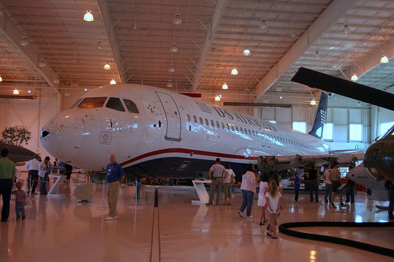 'Miracle on the Hudson' Copilot Visits Famed Airliner