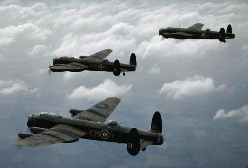 Brothers Restore Lancaster Bomber as Tribute to Brother