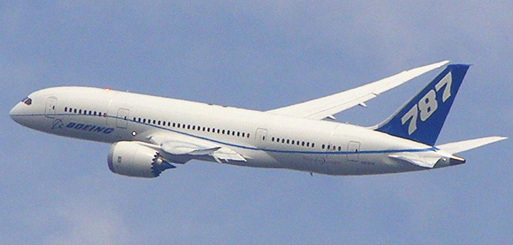 Two New Travel Options for 787 Fans