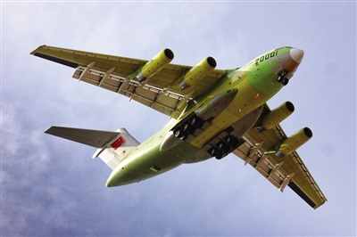Y-20: China Aviation Milestone Means New Power Projection